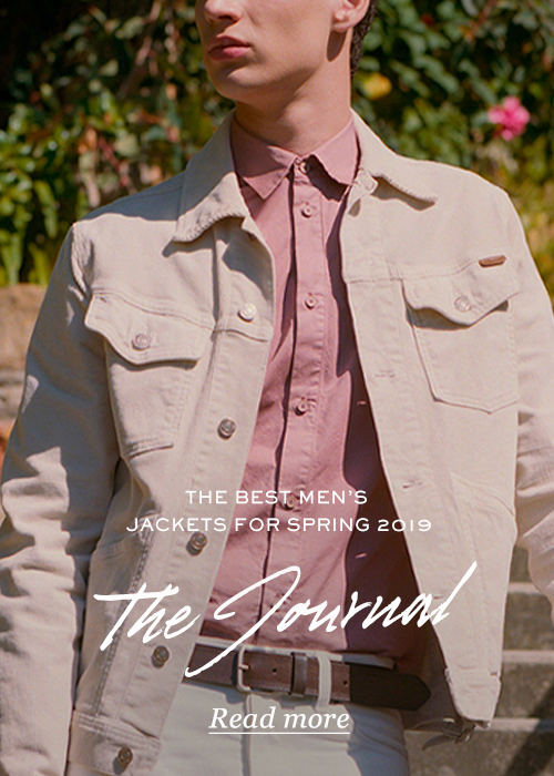 ce4905313c9 The Best Men s Jackets For Spring 2019