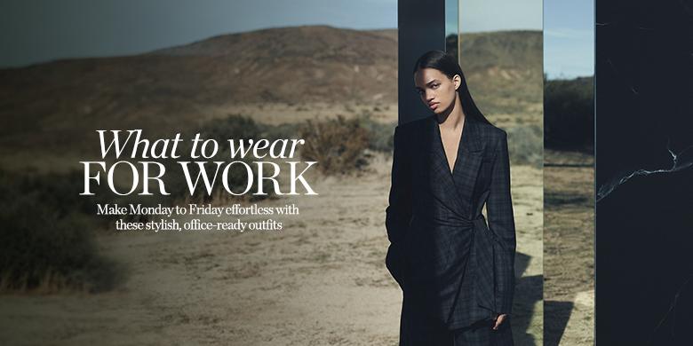 a00922c15c74ba What to Wear | Work | NET-A-PORTER.COM