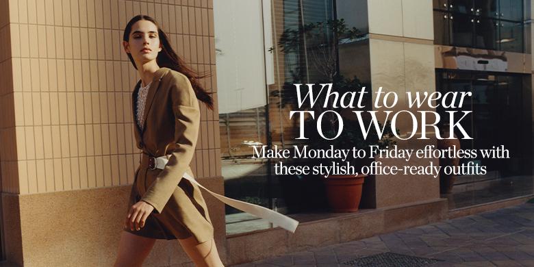 c586ca74088 What to Wear | Work | NET-A-PORTER.COM