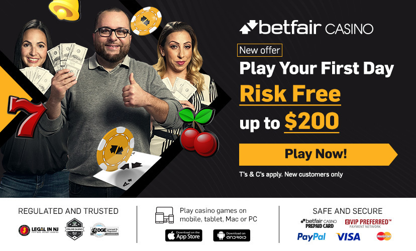 Play Jeopardy Online Slots Betfair Casino New Jersey